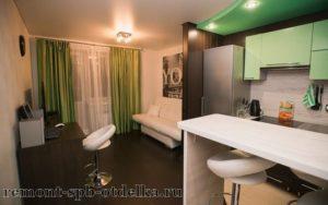 Недорогой ремонт квартир студий в Санкт-Петербурге