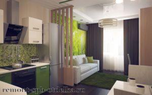 Качественный ремонт квартир студий в Санкт-Петербурге