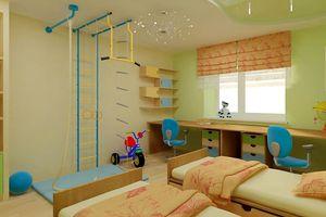 Ремонт детской комнаты в СПб