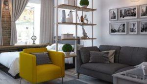 Ремонт однокомнатной квартиры под ключ - Мурино, Парнас, Девяткино