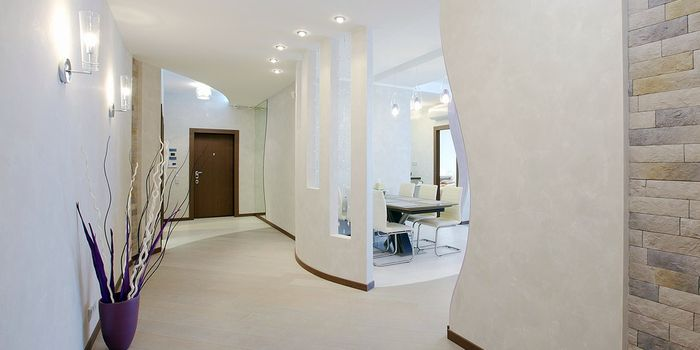 Ремонт трехкомнатной квартиры под ключ в СПб