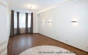Отделка 2 комнатных квартир под ключ в Санкт-Петербурге