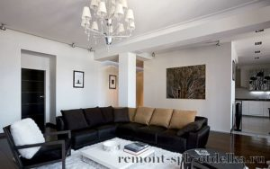 Ремонт двухкомнатных квартир под ключ в СПб