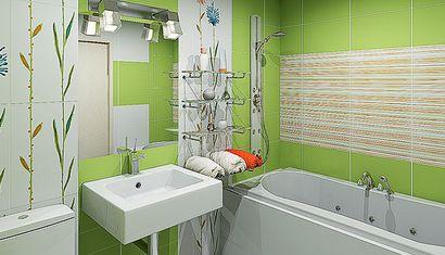 Ремонт ванной под ключ в СПб